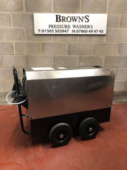 Systemwash Titan Used Pressure Washer