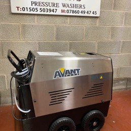 Used MAC Avant Hot Pressure Washer